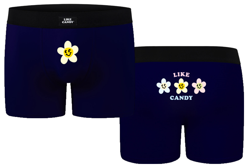 Man Underwear Flower