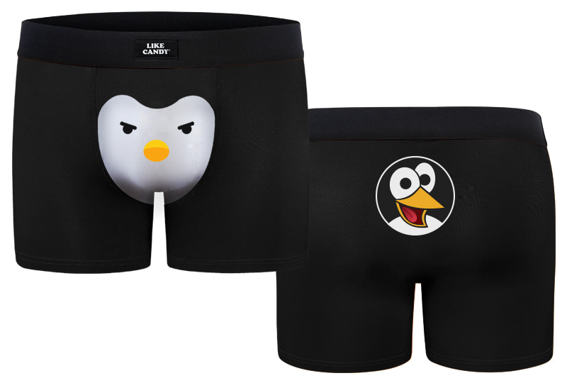 Man Underwear Penguin