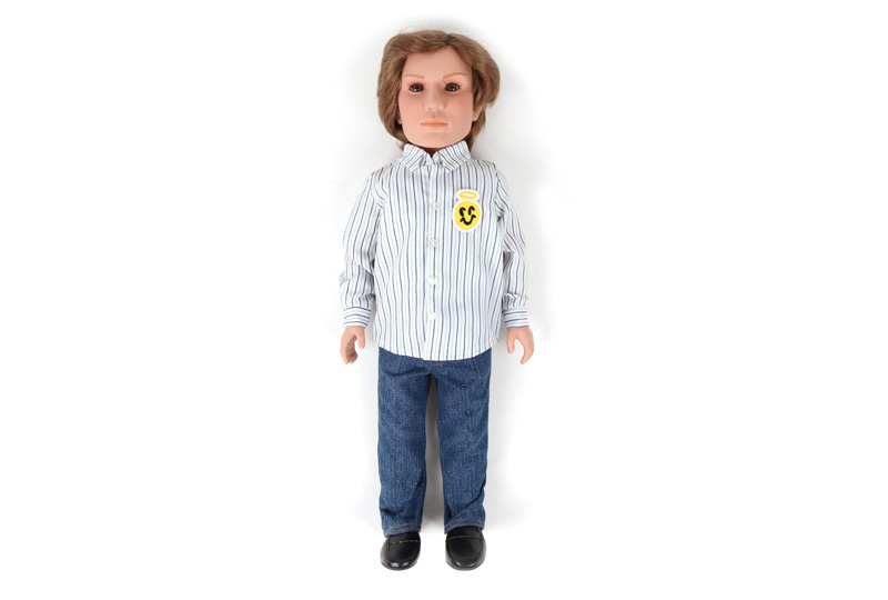 LIKE CANDY Man Doll (Peter) 18 inch
